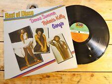 DONNA SUMMER BEST OF DISCO LP 33T VINYLE EX COVER EX ORIGINAL 1976