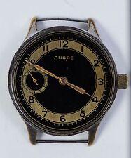 Men's Vintage ORFINA /ANCRE/ Wrist Watch 15J  Swiss Art Deco Ca 1930's