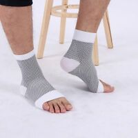 Foot Compression Sleeve Anti Plantar Fatigue Relief Support Ankle Angel Socks