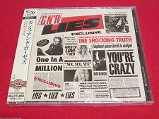 GUNS N' ROSES - GN'R LIES - JAPAN JEWEL CASE SHM - CD
