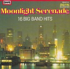 Festival Hall poll Winners Big Band Moonlight Serenade - 16 Big Band HIT [CD ALBUM]