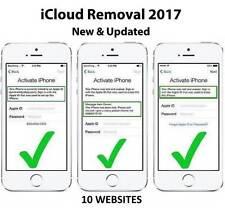 iCloud Unlock Removal/Bypass - 10 Websites - iPhone/iPad/iPod