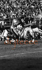 1969 Bobby Douglass CHICAGO BEARS - 35mm Football Negative