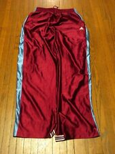Undergear Body Tech Techino Red Track Shorts XLarge Item #378A RX73