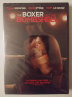 THE BOXER AND THE BOMBSHELL DVD - BRAND NEW & SEALED