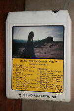 Truck Stop Favorites Vol. 2 Various Artists 8 Track