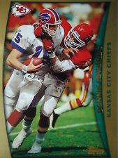 NFL 27 Donnie Edwards Kansas City chef topps 1998