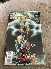 DEADPOOL COMIC BOOK LOT(6)-CABLE/X-FORCE/WOLVERINE APPEAR-VAR COND-CGC WORTHY