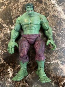 Marvel Legends face off Hulk Loose Figure Toy Biz