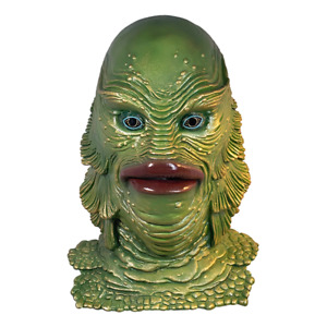 Creature From The Black Lagoon Mask Adult Latex Costume Trick Or Treat Studios