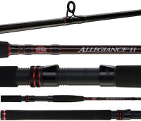 Penn Allegiance II Surf Beach Series 2 Piece Spin Fishing Rod 10' 10-15kg