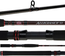 Penn Allegiance II Surf Beach Series 3 Piece Spin Fishing Rod 13' 10-15kg