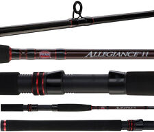 Penn Allegiance II Surf Beach Series 3 Piece Spin Fishing Rod 13' 10-15kg