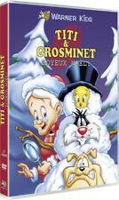 """DVD """"TITI ET GROSMINET : ZOYEUX NOEL""""   NEUF SOUS BLISTER"""