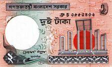 Bangladesh 2010 billet neuf de 2 taka pick 6Cn UNC