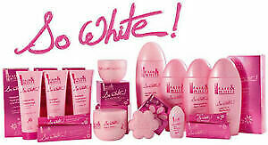 Fair and White So White Skin Products Complete Range