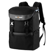 K&F Concept DSLR Camera 15.6'' Laptop Backpack Waterproof Travel Bag Large Size
