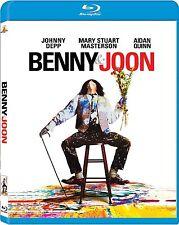 BENNY & JOON (1993 Johnny Depp)  -  Blu Ray - Sealed Region free for UK