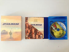 Star Wars - L'intégrale de la saga - De Complete Saga - FR + NL - 9 Blue-ray