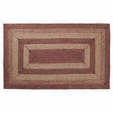 Living Room Rectangle Rusticprimitive Area Rugs For Sale Ebay