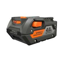 New Ridgid AC840087 18 Volt Hyper Gen-X5 Lithium Ion 4.0Ah Battery Li-ion