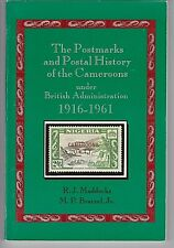 THE POSTMARKS AND POSTAL HISTORY OF THE CAMEROONS UNDER BRITISH ADMINISTRATION