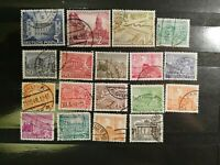 German Stamps -- Germany Berlin Occupation Stamps