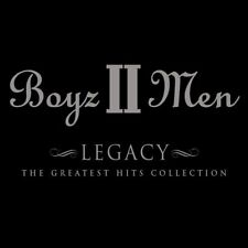 Boyz II to 2 Men - Legacy Greatest Hits - NEW CD Very Best of (End Of The Road)
