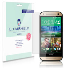iLLumiShield Matte Screen Protector w Anti-Glare 3x for HTC One (Remix) Mini 2