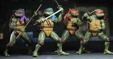 Neca - Teenage Mutant Ninja Turtles- The Movie 1990  - All 4 Turtles