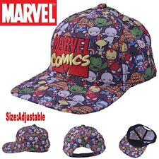 Marvel Comics Iron Man Hulk Sun Hat Cap Trucker New Curved Cosplay Collection