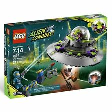 LEGO® Alien Conquest - UFO Abduction Building Play Set 7052 NEW NIB Retired