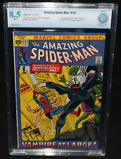 Amazing Spider-Man #102 - 2nd App & Origin of Morbius - CBCS Grade 8.5 - 1971
