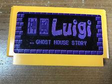 Luigi Ghost House Story Nintendo Famicom Famiclone FC/NES Japan Imp US Seller