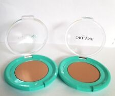 2 pk pcs Orlane Normalane Shine Control Pressed Powder Medium 0.21 oz ea unbox