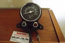 Used Honda Rebel 125/250/450 Speedo and mounting bracket