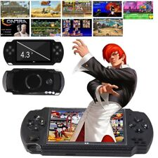 8GB 4.3'' 10000 Games Built-In Portable PSP Handheld Video Game Console Player O