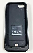 Mophie Juice Pack Diffusion Batterie Étui pour Apple IPHONE 5/5s / Se - Noir