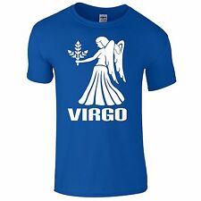 Horoscope Virgo Funny Tee T-Shirt Top Tumblr Novelty Xmas Gift Secret Santa