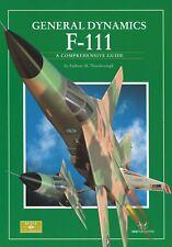 General Dynamics F-111 'Aardvark' (Modellers Datafile) (Paperback) Book