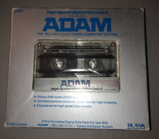 ADAM Family Computer System Sealed New Old Stock High Speed Digital Data Pack