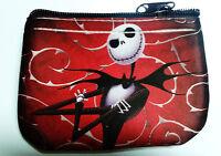 Monedero Jack Squeleton skeleton nightmare pesadilla purse SHIPS WORLDWIDE