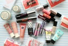 Benefit Makeup Skincare Samples Benebalm Dandelion Fake Up EyeCon POREfessional