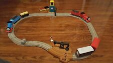 Thomas And Friends Trackmaster Pump And Fill Oil Works EdwardJamesTobyOilTanker