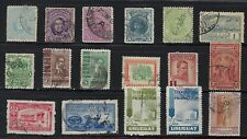 Uruguay - Collection of Older Stamps.84n - R 8O24