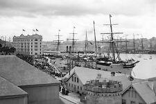 rp15166 - Troopships - Australian & Iberia in Sydney - photo 6x4