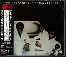THE O'JAYS In Philadelphia 1969 JAPAN 1st Press CD 1993 W/Obi OOP RARE!!