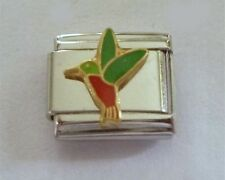 9mm Classic Size Italian Charms   E148 Humming Bird Hummingbird