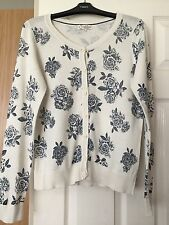 New Look Waist Length Floral Jumpers & Cardigans for Women