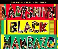 The Warner Brothers Collection by Ladysmith Black Mambazo CD EXCELLENT